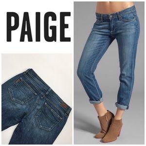 Paige Jimmy Jimmy Skinny Jeans 👖